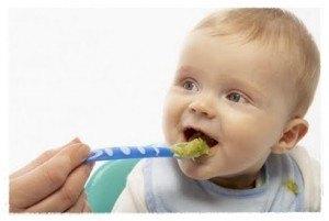 alimentación bebe primer año