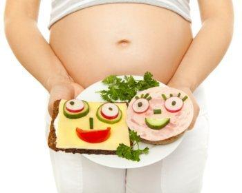 Alimentacion sana durante el embarazo