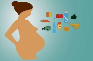 Comida embarazo