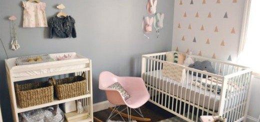 como decorar habitación del bebe