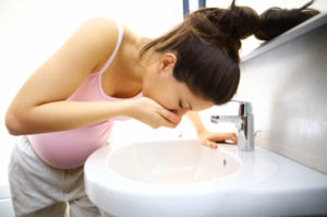 Náuseas durante el embarazo